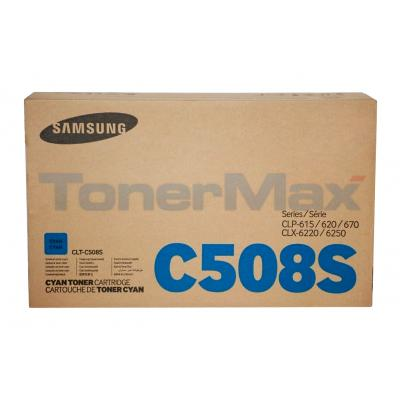 SAMSUNG CLP-620ND TONER CARTRIDGE CYAN 2K
